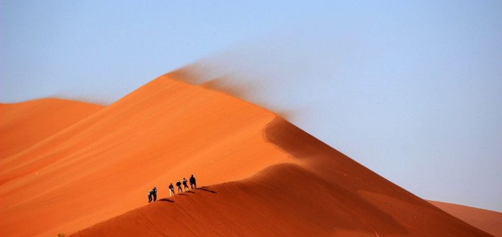 Desert Thrills