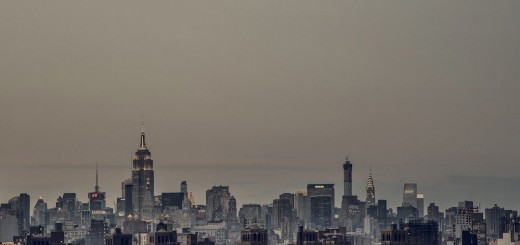 The First Day of Autumn in New York City