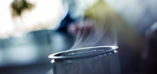 Haibun Poem, Cup of Tea, Cup of Coffee