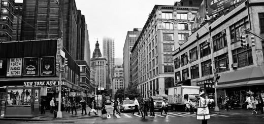 New York City, Free Verse Poem