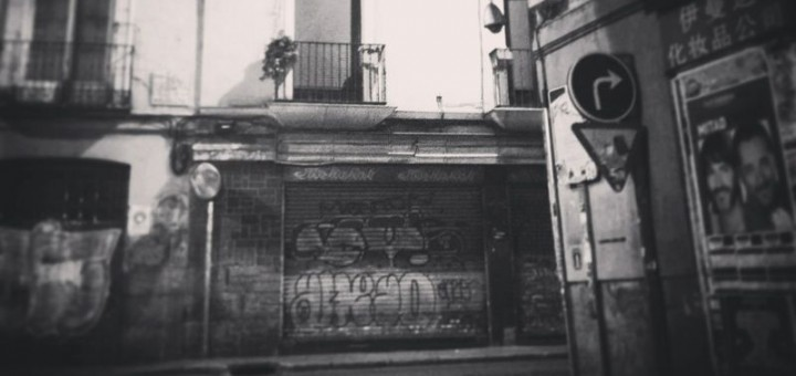 Madrid Corner, short stories about cultural conflict
