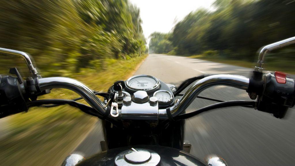 Haibun Poetry Form, Motorcycle Ride