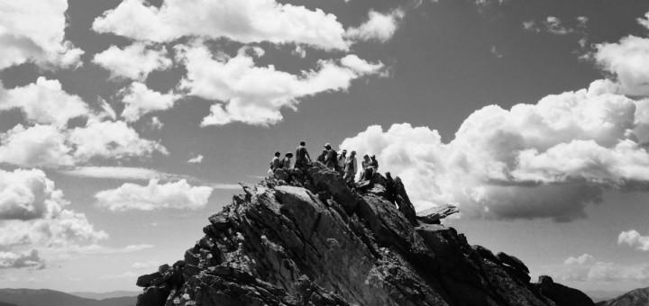 Mountain Top, first novel