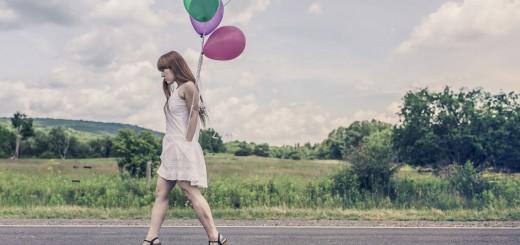 Love Poems, Me and the Balloons