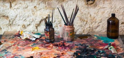 Artist Studio, Short Novel