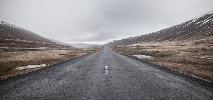 Road, poem about liberation