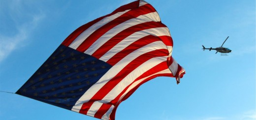 Free Verse Poems, American Flag
