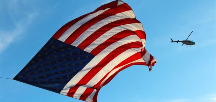 Free Verse Poems, American Flag