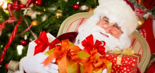 Christmas Stories, Santa Claus