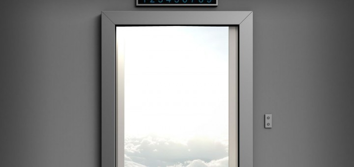 Elevator, fiction about business