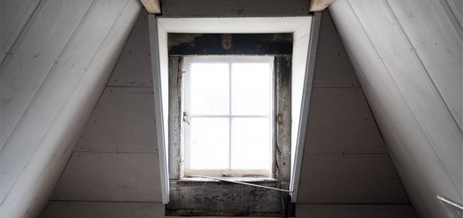 Attic, read flash fiction