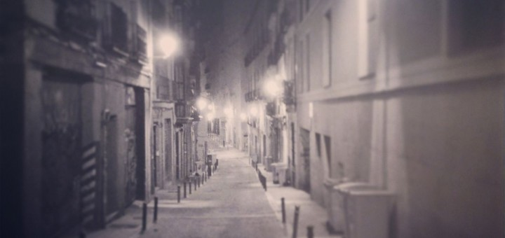 Madrid Alley