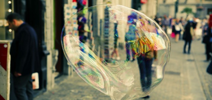 Bubble on The Street