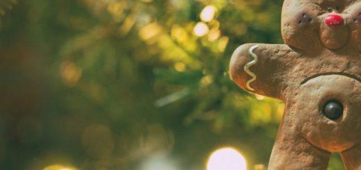 gingerbread man, haibun poem