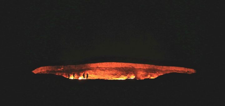 poem about volcano